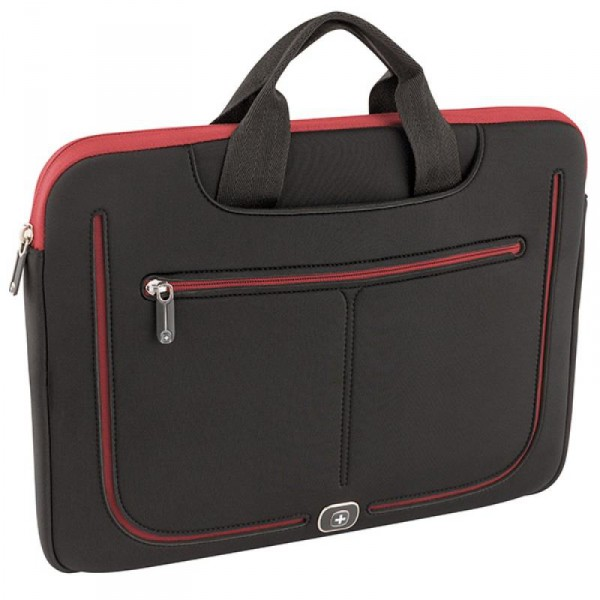 Wenger Laptop Case 13 RESOLUTION black (600674) notebook táska bbedf966e5