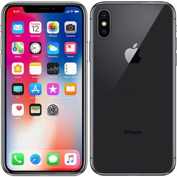 Apple iPhone X mobiltelefon (256GB) 7e97f65d7b