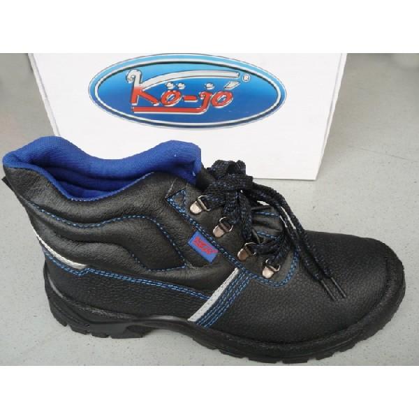 Kö jó acélbetétes munkavédelmi cipő 107 C1 magas szárú fad266322e