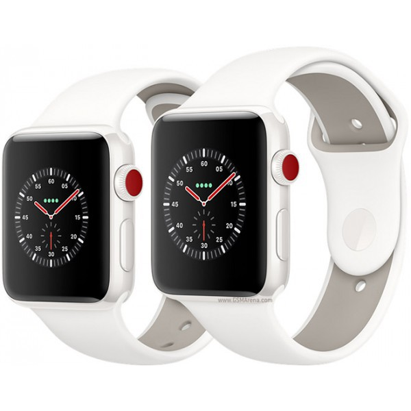 Apple Watch Series 3 38mm karóra 265a985380