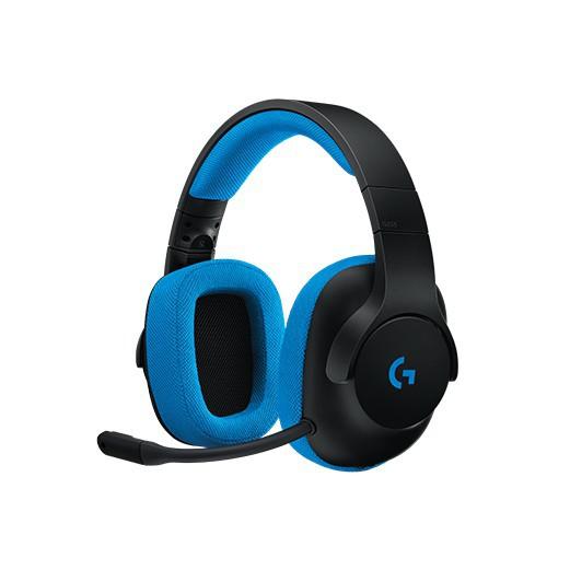 Logitech G233 Prodigy fejhallgató. Típus Mikrofonos Fejhallgató ... ff71653170