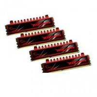 G.Skill 16GB (4x4GB) 1600Mhz DDR3 memória (F3-12800CL9Q-16GBRL)