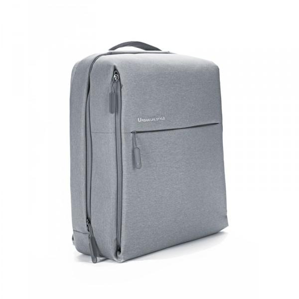 571d29a6afd7 Xiaomi Minimalist Urban világosszürke laptop hátizsák (XMMUBPCKLG) notebook  táska