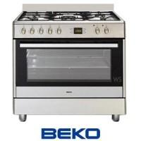 Beko GM-15321DX kombinált gáztűzhely