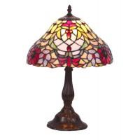 Mirella asztali lámpa E27 60W tiffany