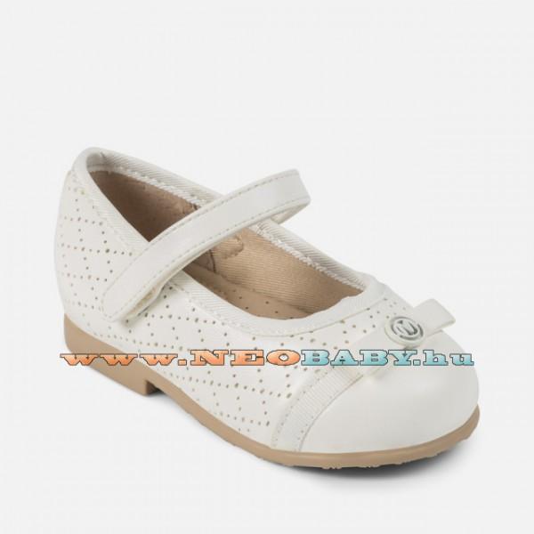 ec06fbbf18 Mayoral Moda cipő pántos balerina /fehér 12a - 1941846 - 28/méret:19