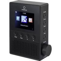 WiFi internetrádió, konnektorba dugható, DLNA és UPNP kompatibilis Renkforce 1581726