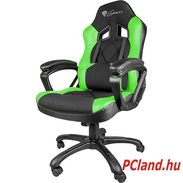 Genesis NFG-0906 NITRO SX-33 zöld fekete Gamer szék (NFG-0906) Gaming szék 6d6e2b9aae