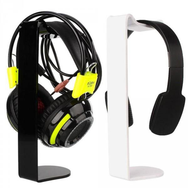 Prémium akril headset  fejhallgató tartó 12eeae4fcb