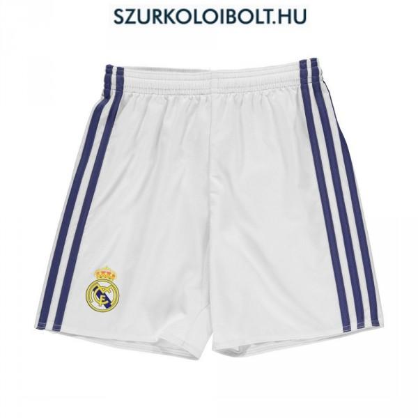 Adidas Real Madrid short   gyerek sort 4f66c40fd2