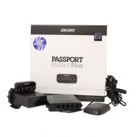 ESCORT Passport 8500ci Plus GPS EURO professzionális radar- és lézerdetektor (GPS funkcióval)