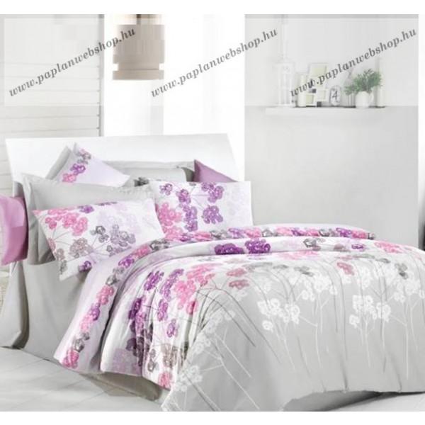 Pink Flower pamut-szatén ágyneműhuzat aee5d901af