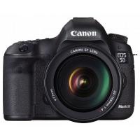 Canon EOS 5D Mark III digitális fényképezőgép kit (24-105mm objektívvel)
