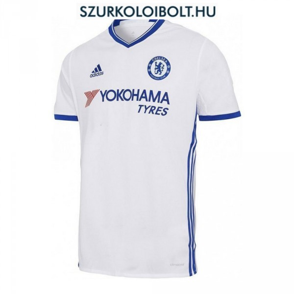 a62c3fc648 Adidas Chelsea FC mez - eredeti, hivatalos klubtermék (Chelsea FC fehér mez)