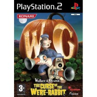 Wallace & Gromit: The Curse of the Were-Rabbit - PS2