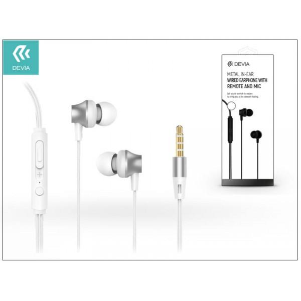 Devia univerzális sztereó felvevős fülhallgató - 3 a014a54513
