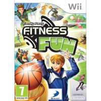 Family Party: Fitness Fun - Wii