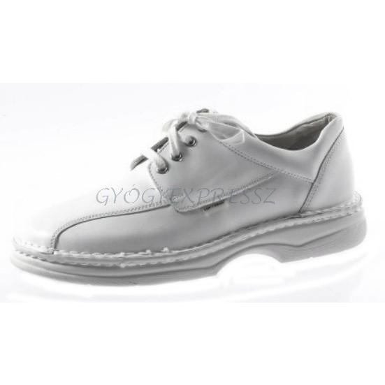 Kopitarna munkavédelmi orvosi női cipő 1481 OB fehér