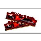 G.Skill RipjawsX 8GB(2x4GB) 1333Mhz DDR3 CL9  (F3-10666CL9D-8GBXL) memória