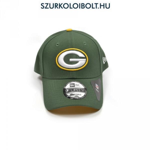 Green Bay Packers New Era baseball sapka - eredeti NFL Green Bay Packers  sapka állítható fejpánttal afbe7a9048