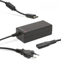 Delight univerzális USB Type-C laptop / notebook töltő adapter tápkábellel, 20 V / 2,25 A / 45 W