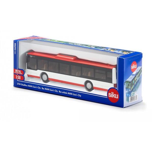 SIKU SUPER MAN Lion s City városi busz 1 50 (3734) 003a3c477f