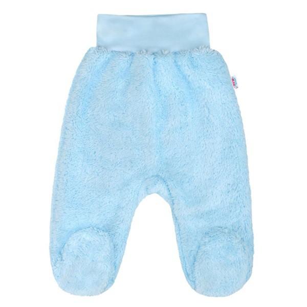 332acae90b NEW BABY | New Baby Nice Bear | Baba plüss lábfejes nadrág New Baby Nice  Bear kék | Kék | 62 (3-6 h)