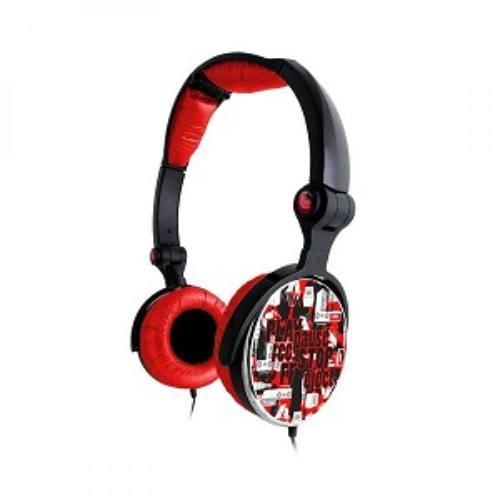 G-Cube A4-GHCR-109R piros - Fejhallgató. abc9afc155