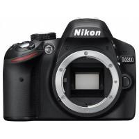 Nikon D3200 fényképezőgép