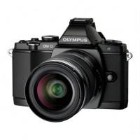 Olympus E-M5 digitális fényképezőgép kit (12-50mm objektívvel)