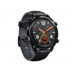 Huawei Watch GT fekete sportóra (55023259) 46c80d1955