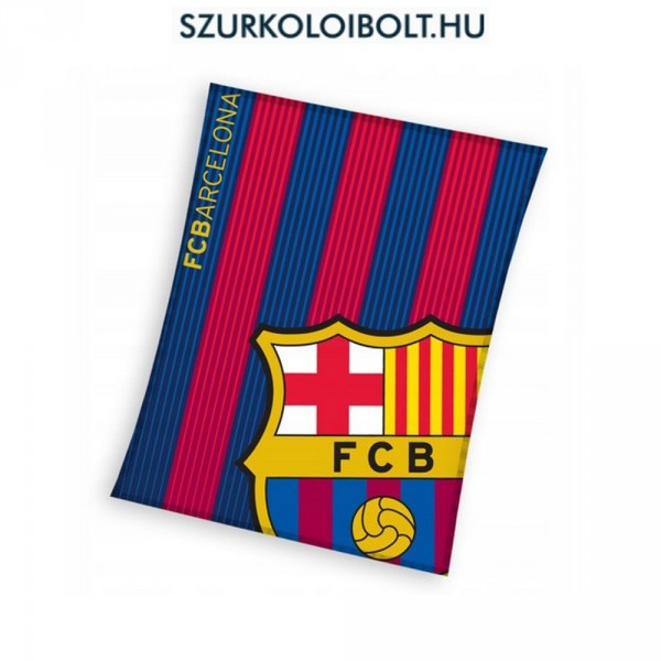 FC Barcelona pihe-puha óriás takaró (gránátvörös-kék) - eredeti 65bf8c603b