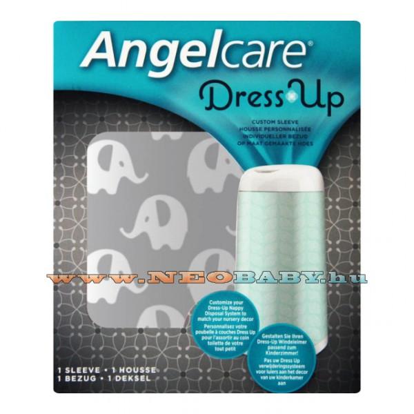 Angelcare Dress up pelenkatároló huzat szürke elefántos 4269f73115