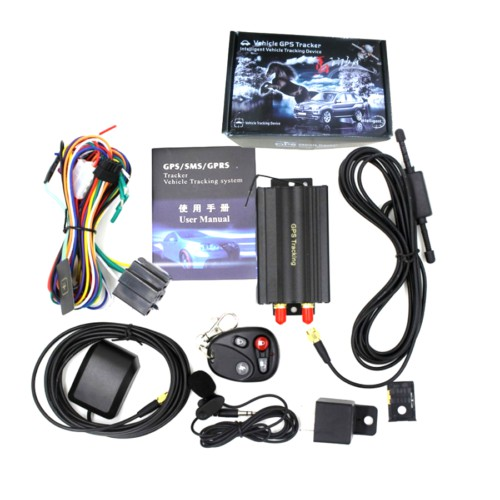 TK-103 PRO GPS nyomkövető d68844330b