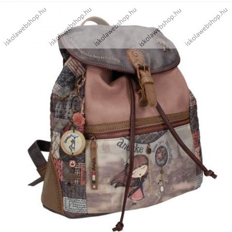 Anekke Miss Backpack csatos 4a9bd40f24
