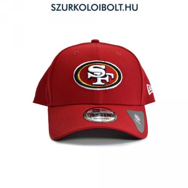 San Francisco 49ers New Era baseball sapka - eredeti NFL sapka állítható  fejpánttal 061c9623e6