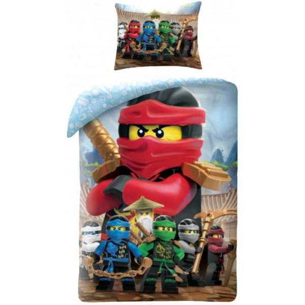 Lego Ninjago ágyneműhuzat szett 140 200 cm f7816e719b
