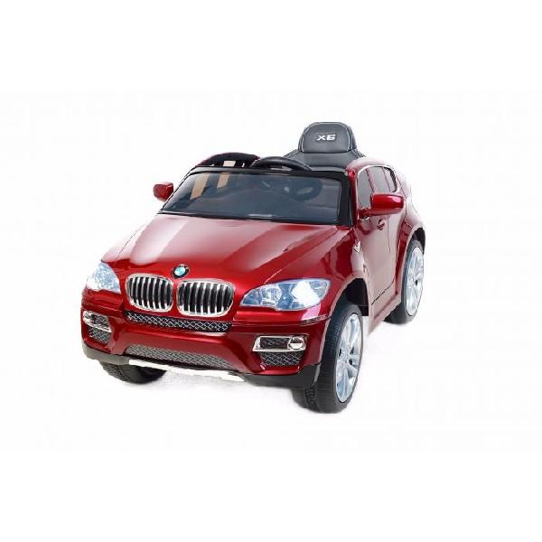 BMW X6 Red elektromos kisautó 2 sebesség 34321e1352
