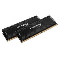 Kingston HyperX Predator HX440C19PB3K2/16 Black 16GB (8GB x2) DDR4 4000Mhz Non ECC Memory RAM DIMM