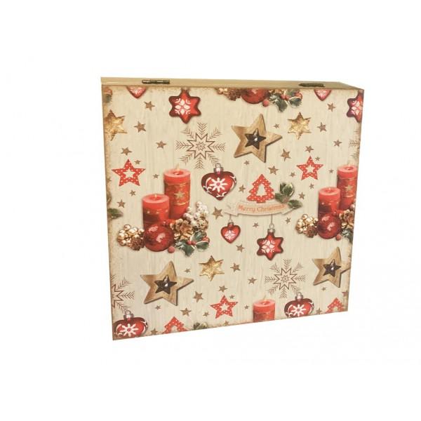 Karácsonyi Teás doboz 5fe2bd464e