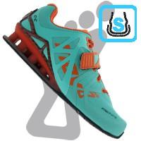 inov-8 Fastlift 335 (női) súlyemelőcipő (zöldeskék-narancs UK6.0) f02dadec17