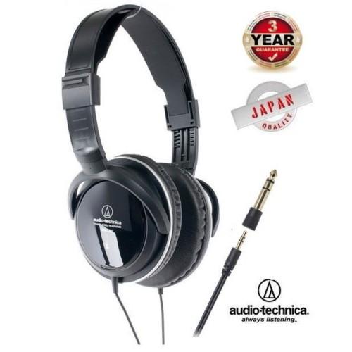 Audio-Technica ATH-T300 FEJHALLGATÓ 40mm zárt 3év GARANCIA c8627337d8