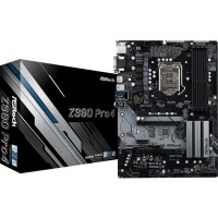 ASRock Z390 Pro4 Supports 9th and 8th Gen Intel® Core™ processors - 90-MXB6T0-A0UAYZ alaplap