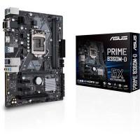ASUS PRIME B360M-D - 90MB0XP0-M0EAY0 alaplap