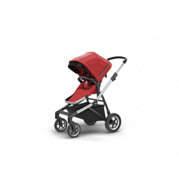 Thule Sleek piros babakocsi 3330c02293