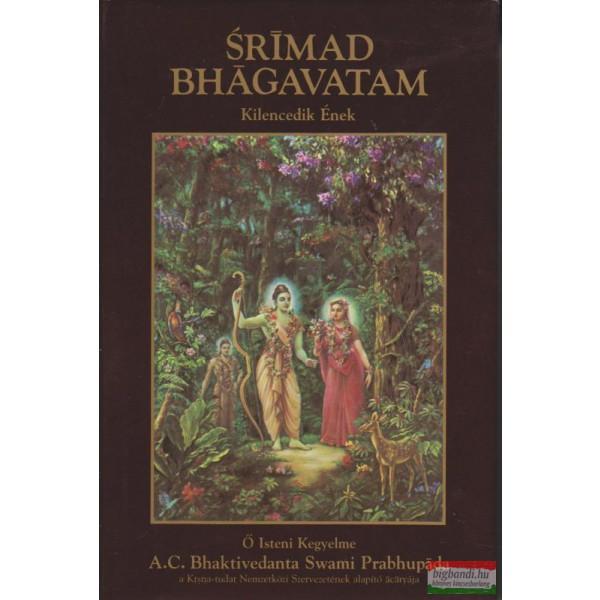 A. C. Bhaktivedanta Swami Prabhupáda - Srimad Bhagavatam - Kilencedik Ének  · » 90220267ec