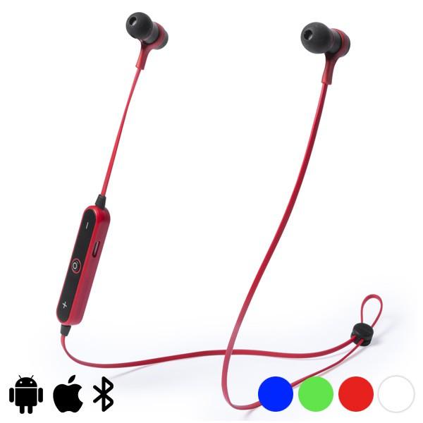 Bigbuy Fejhallgató Bluetooth 145337 Piros bc16c0a575