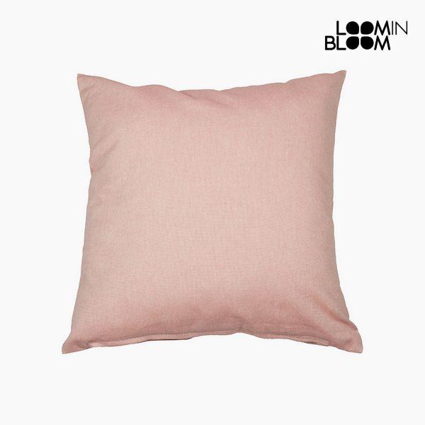 Loom in Bloom Párna Pamut és poliészter Rózsaszín 60x60x10 cm dc3833e362