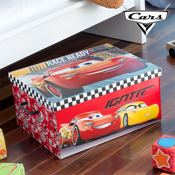 Cars Verdák Összehajtható Játékrendszerező 50x39 cm a02544b952