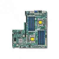 Supermicro X9DBU-IF alaplap